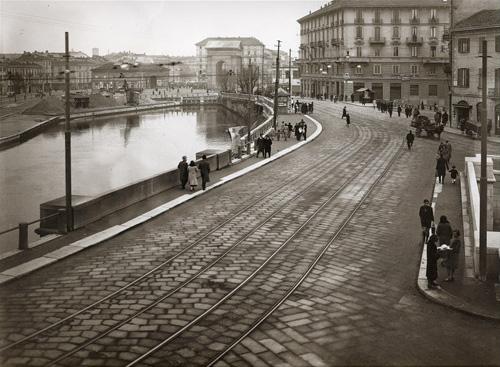 Glossario | Vie d'acqua e darsena di Milano