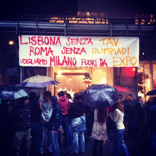 Dossier | La Tav a Milano