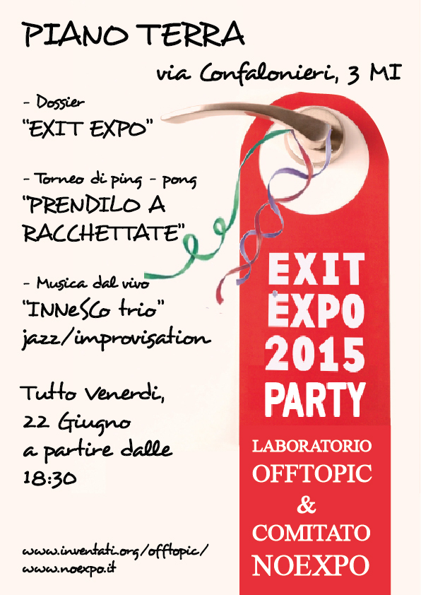 Dossier | Exit Expo 2015