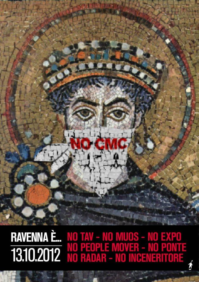 13.10 | Corteo NoCmc a Ravenna