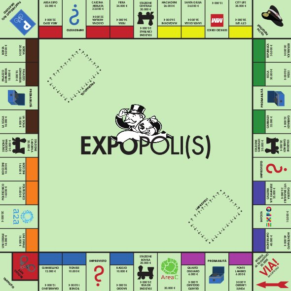 ExpoPolis | il gioco