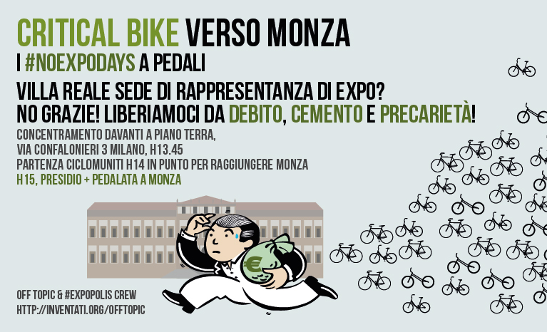 CriticalBike a Monza