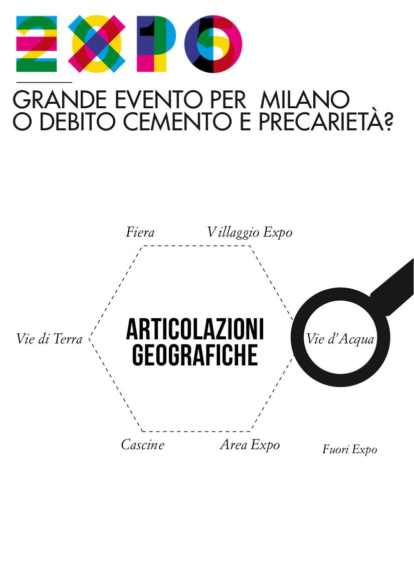 Expo e dintorni - Magazine cover