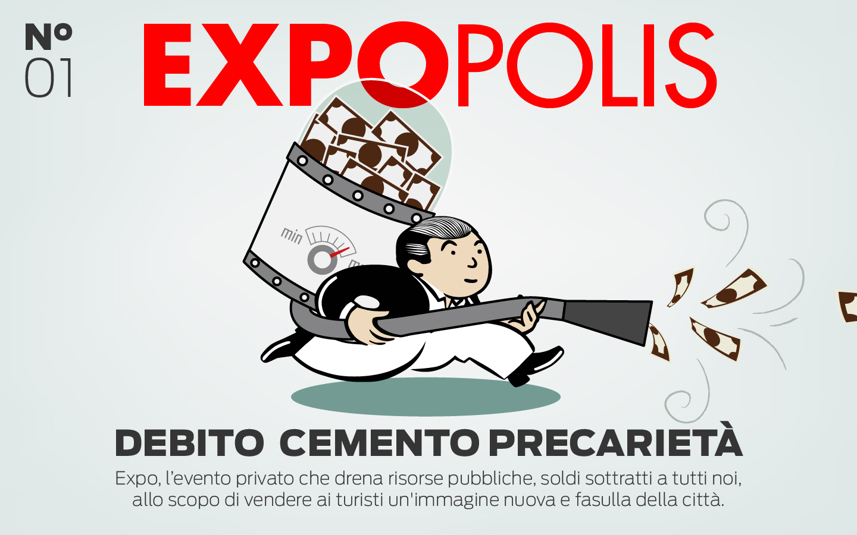 Expopolis | La striscia