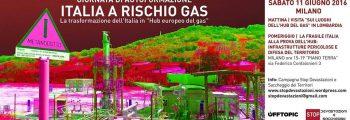 Autoformazione: italia a rischio gas